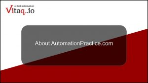 About AutomationPractice.com